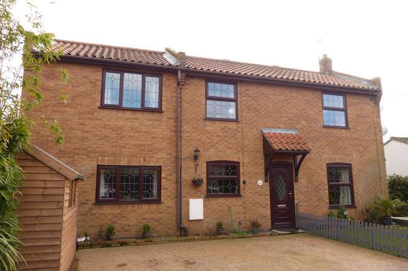 3 Bedrooms Detached House for sale in Methwold Road, Northwold