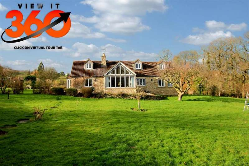 4 Bedrooms Detached House for sale in Alcombe, Corsham