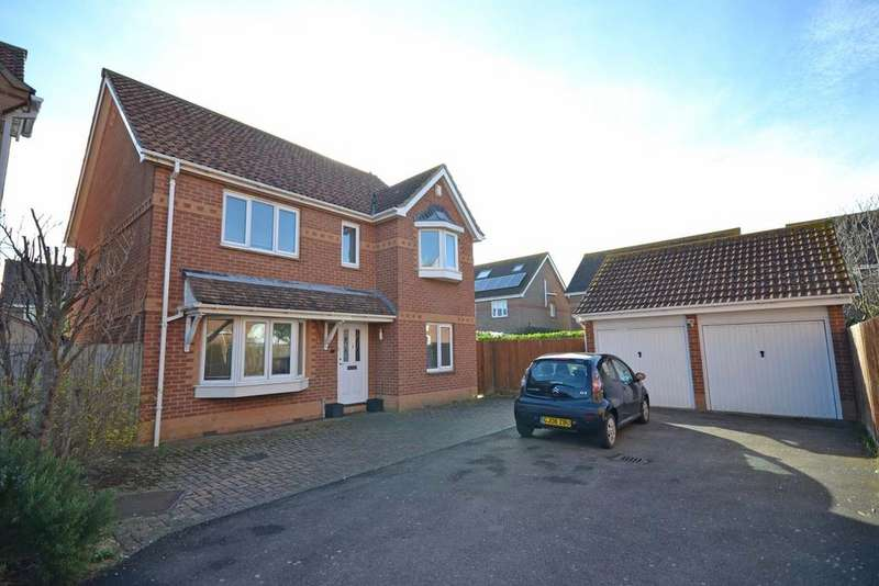 4 Bedrooms Detached House for sale in Mixon Close, Selsey, PO20