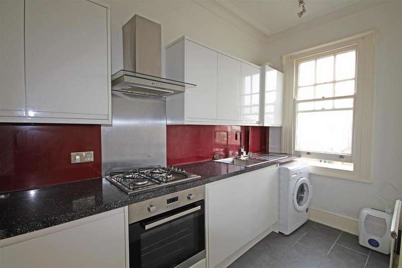 2 Bedrooms Flat for sale in New Church Road, Hove, East Sussex