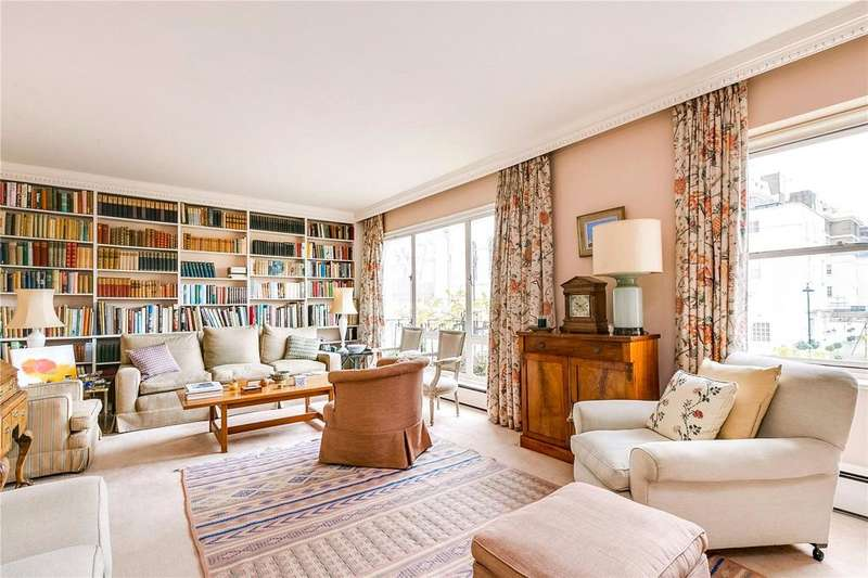 6 Bedrooms Terraced House for sale in Clarendon Place, Connaught Village, Hyde Park