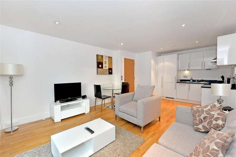 1 Bedroom Flat for sale in Cobalt Point, 38 Millharbour, London