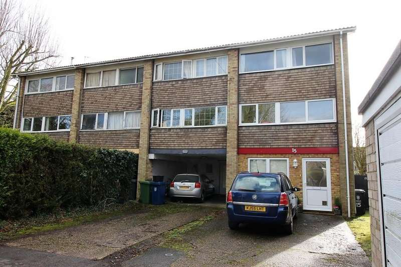 3 Bedrooms Terraced House for sale in Knights Way, Milton