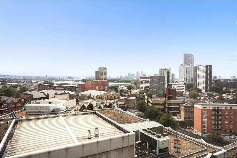 2 Bedrooms Flat for sale in Unex Tower, Stratford Plaza, Stratford City, E15