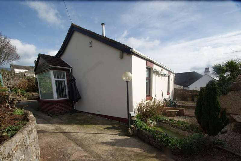 3 Bedrooms Detached Bungalow for sale in Torquay Road | Kingskerswell | TQ12 5EZ