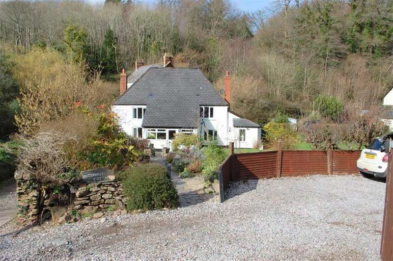 4 Bedrooms Detached House for sale in Roadwater TA23