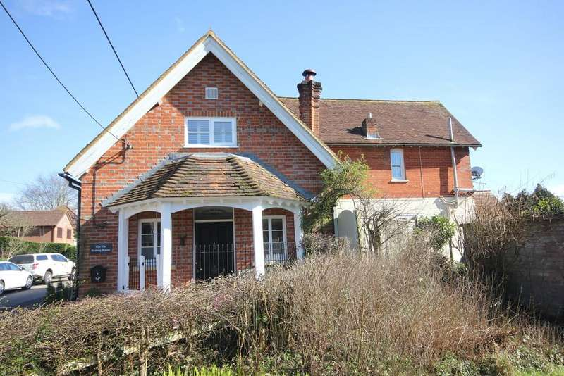 4 Bedrooms Detached House for sale in GROVE LANE, REDLYNCH, WILTSHIRE