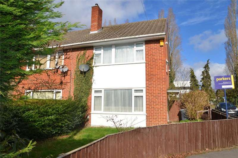 3 Bedrooms Semi Detached House for sale in Greencroft Gardens, Reading, Berkshire, RG30