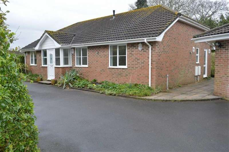 3 Bedrooms Detached Bungalow for sale in Wimborne Road West, Wimborne, Dorset