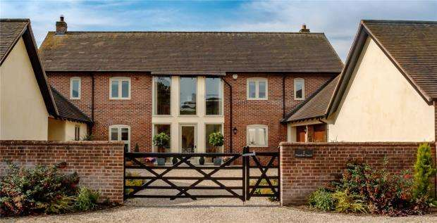 5 Bedrooms House for sale in Meadow Court, Childs Ercall, Market Drayton
