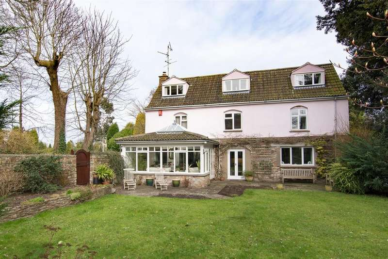 5 Bedrooms Detached House for sale in Over Lane, Bristol