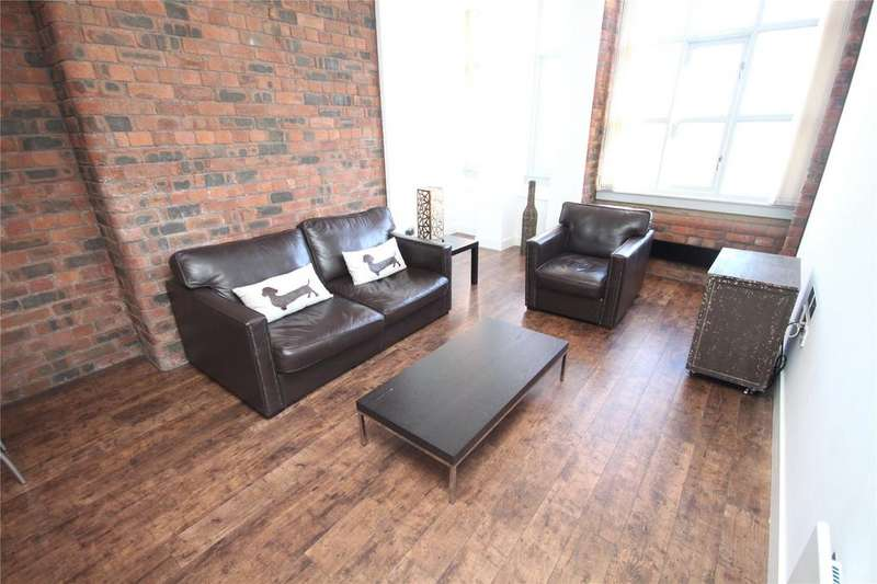2 Bedrooms Flat for sale in Royal Mill, Cotton Street, Greater Manchester, M4