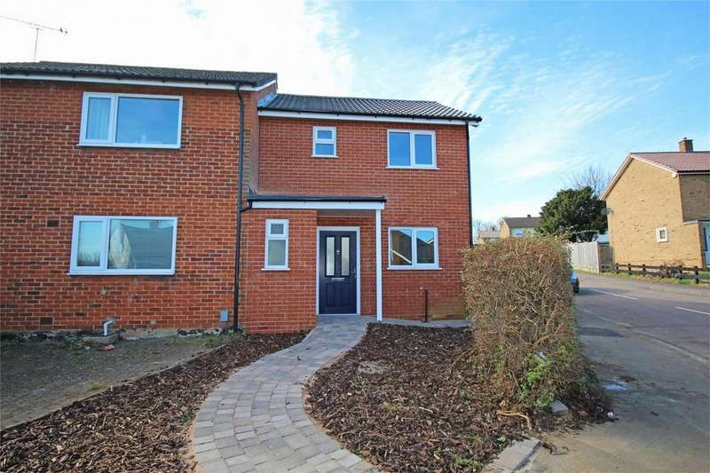 2 Bedrooms End Of Terrace House for sale in Mandeville, Stevenage, Hertfordshire