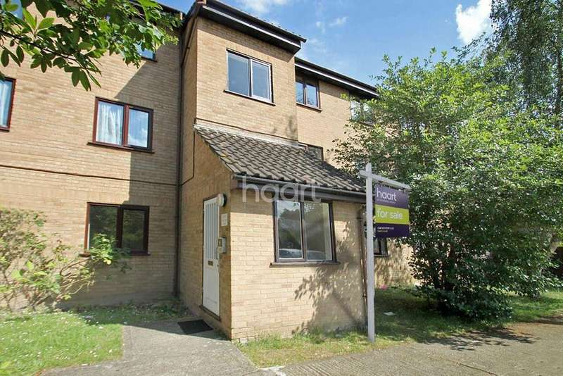 2 Bedrooms Flat for sale in Millhaven Close