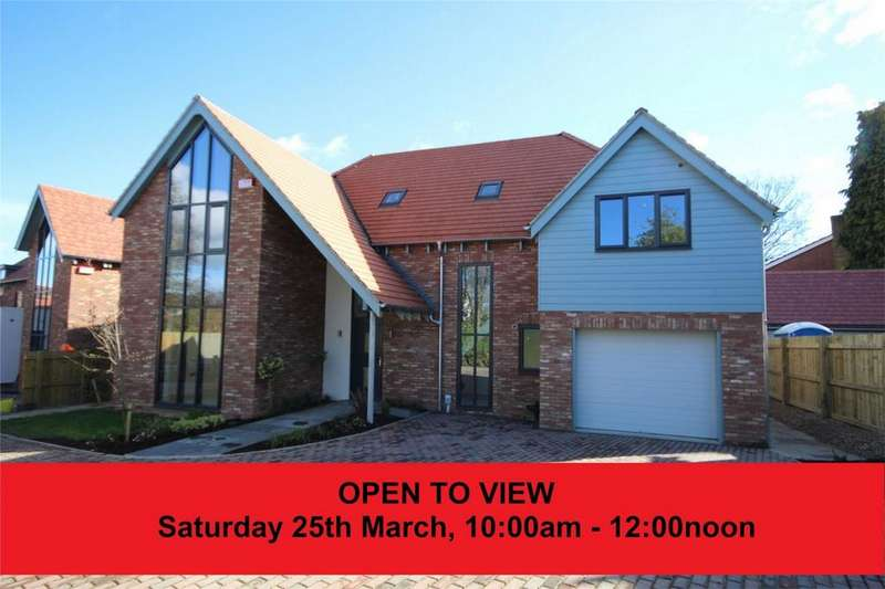 5 Bedrooms Detached House for sale in Elm Close, Molescroft, Beverley, East Riding of Yorkshire