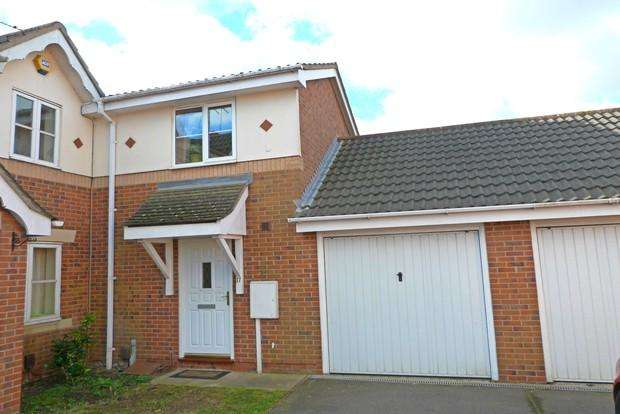 2 Bedrooms Town House for sale in The Firs, Syston, LE7