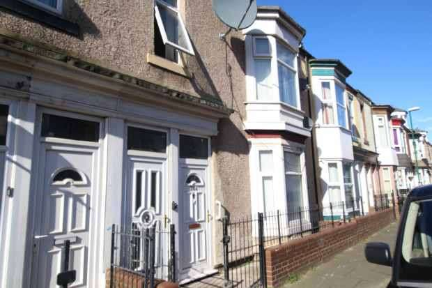 2 Bedrooms Flat for sale in South Frederick Street, South Shields, Tyne And Wear, NE33 5HL