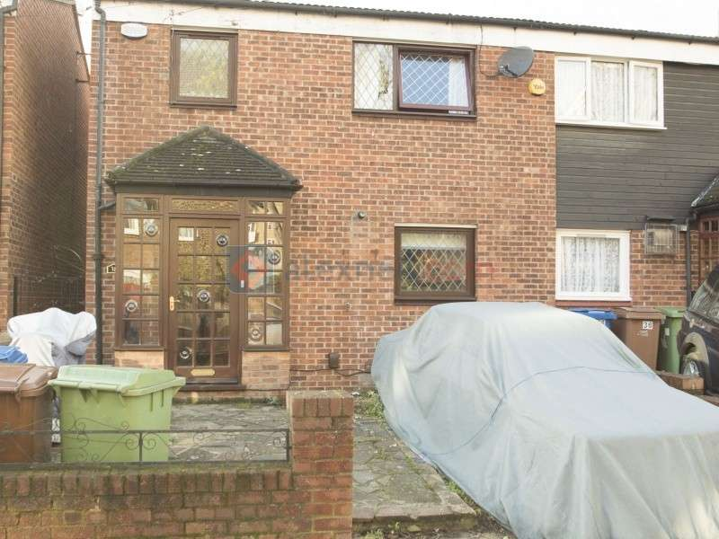 3 Bedrooms Semi Detached House for sale in Camilla Road, London SE16