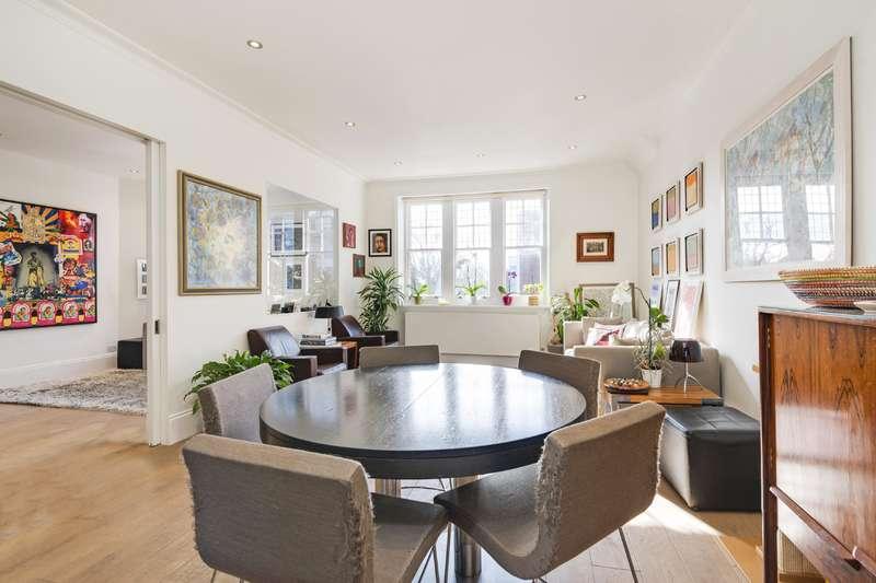 3 Bedrooms Flat for sale in Lyndhurst Gardens, Belsize Park