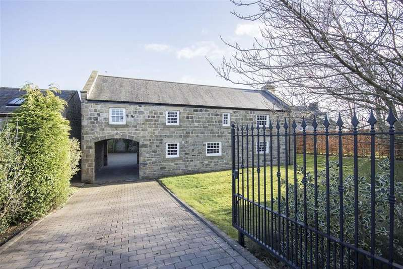 4 Bedrooms Detached House for sale in The Garden House, Heddon on the Wall, Newcastle upon Tyne NE15
