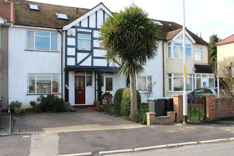 4 Bedrooms Terraced House for sale in Chalk Road, Chalk DA12