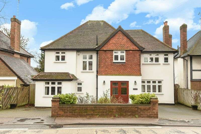 4 Bedrooms Detached House for sale in Batchworth Lane, Northwood