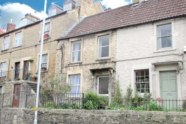 2 Bedrooms Terraced House for sale in Christchurch Street East, Frome
