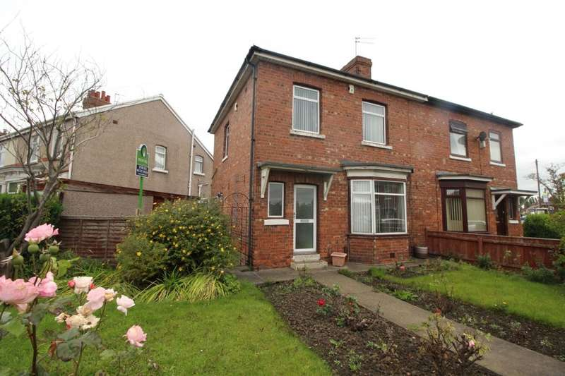 3 Bedrooms Semi Detached House for sale in Neasham Road, Darlington, DL1
