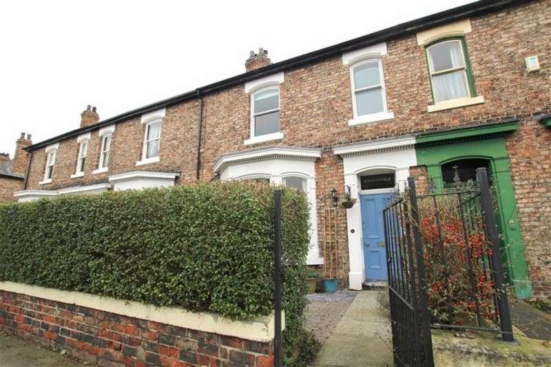 4 Bedrooms Terraced House for sale in Swinburne Road, Eaglescliffe, Stockton-on-Tees