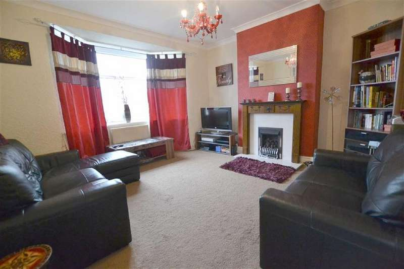 2 Bedrooms Semi Detached House for sale in Hibson Road, Nelson, Lancashire