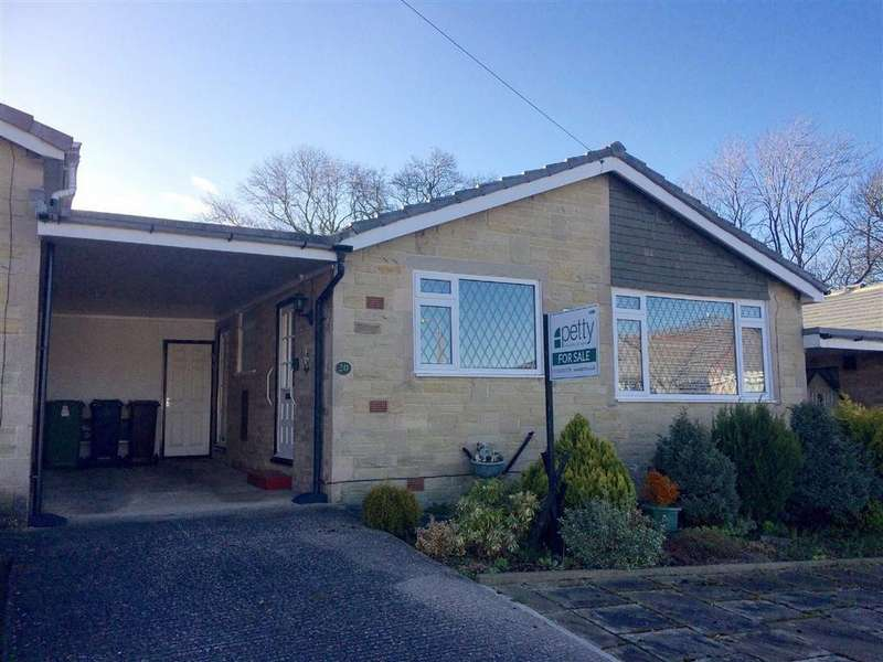 2 Bedrooms Detached Bungalow for sale in Sycamore Way, Barnoldswick, Lancashire