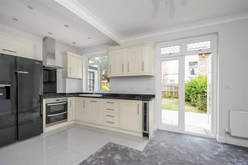 3 Bedrooms House for sale in Beckway Road, Streatham, SW16