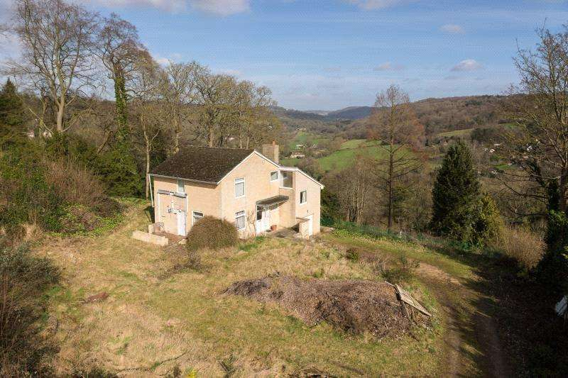 4 Bedrooms Detached House for sale in Middle Stoke, Limpley Stoke, Bath, BA2