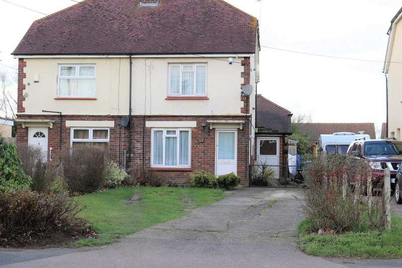 3 Bedrooms Semi Detached House for sale in Lunsford Lane, Larkfield