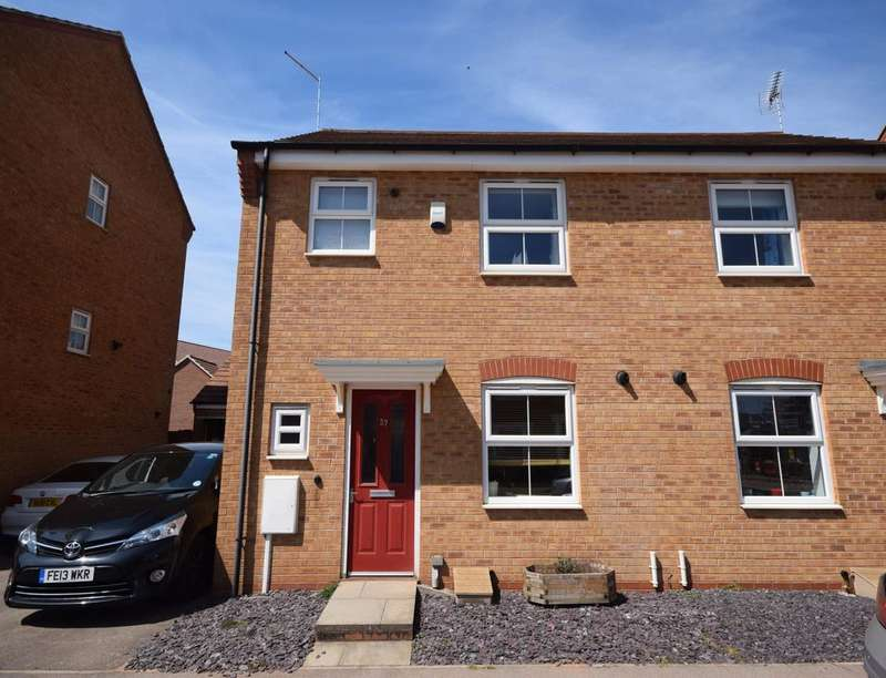 3 Bedrooms Semi Detached House for sale in Sylvan Avenue, Kirkby-In-Ashfield, Nottingham, NG17