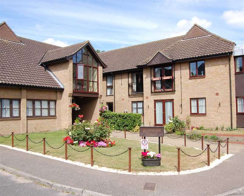 1 Bedroom Retirement Property for sale in Kingfisher Lodge, The Dell, Chelmsford