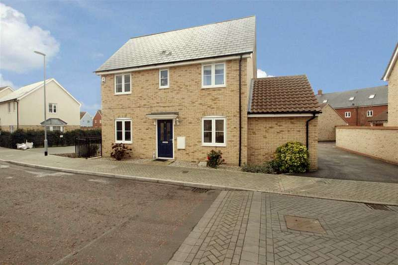 3 Bedrooms Detached House for sale in Fowler Road, Colchester