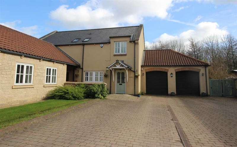 4 Bedrooms Detached House for sale in Manor Farm, Cramlington