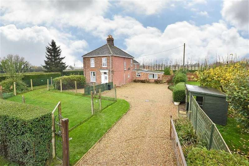4 Bedrooms Detached House for sale in Damgate Road, Holbeach