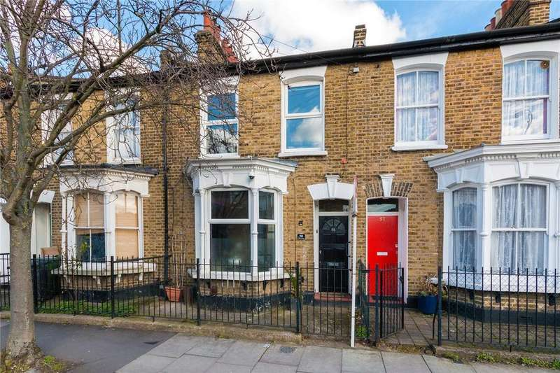 3 Bedrooms Terraced House for sale in Brocklehurst Street, London, SE14