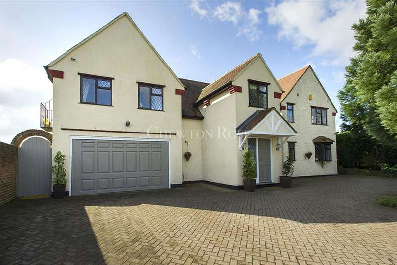 5 Bedrooms Detached House for sale in Melbourne, Derby, Derbyshire
