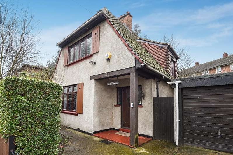 2 Bedrooms Detached House for sale in Weigall Road Lee SE12