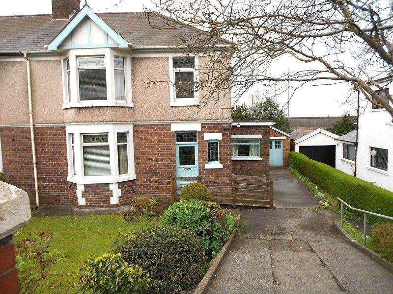 3 Bedrooms Semi Detached House for sale in Penycae Road, Port Talbot, Neath Port Talbot.