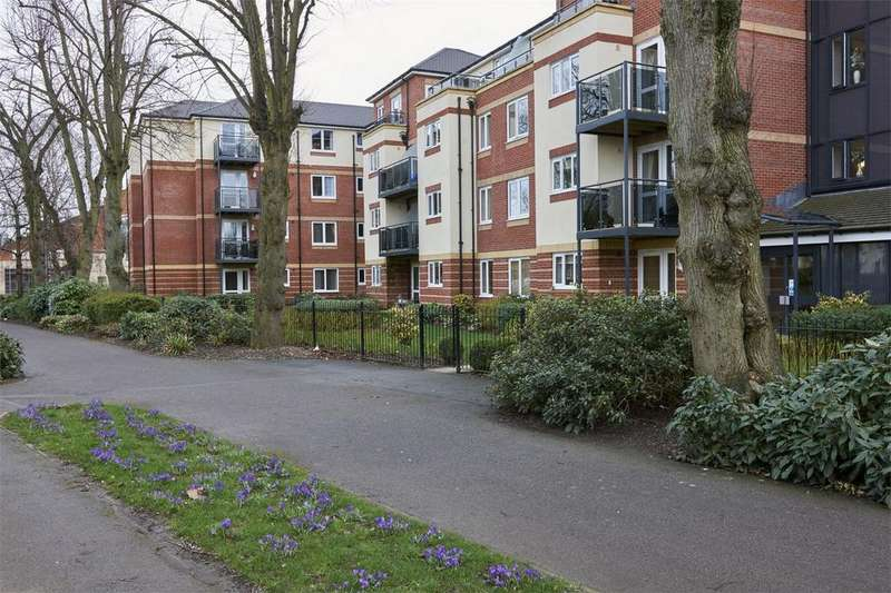 1 Bedroom Retirement Property for sale in Maxwell Lodge, Northampton Road, Market harborough, Leicestershire
