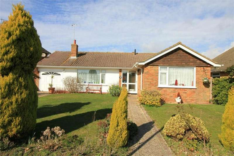 2 Bedrooms Detached Bungalow for sale in The Barnhams, BEXHILL-ON-SEA, East Sussex