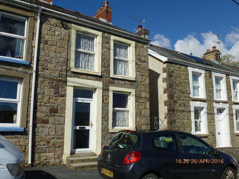 2 Bedrooms Semi Detached House for sale in Cwmgarw Road, Upper Brynamman, Ammanford, Carmarthenshire.