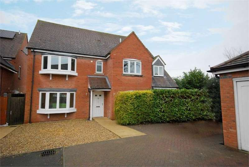 6 Bedrooms Detached House for sale in Rutland Close, Hillmorton, RUGBY, Warwickshire