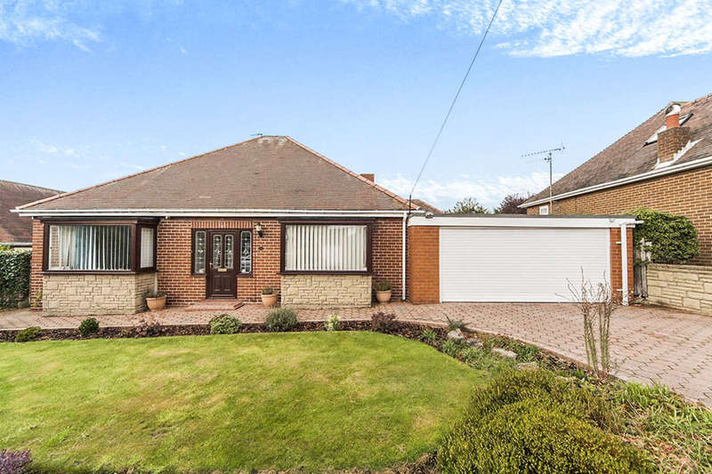 3 Bedrooms Detached Bungalow for sale in Summerhill, East Herrington, Sunderland, SR3