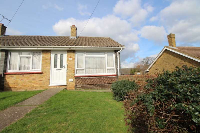 1 Bedroom Semi Detached Bungalow for sale in Speedwell Avenue, Chatham, ME5