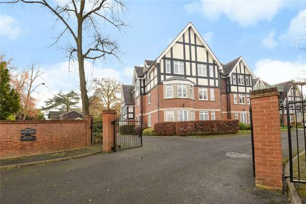 2 Bedrooms Flat for sale in Tithe Court, Glebelands Road, WOKINGHAM, Berkshire